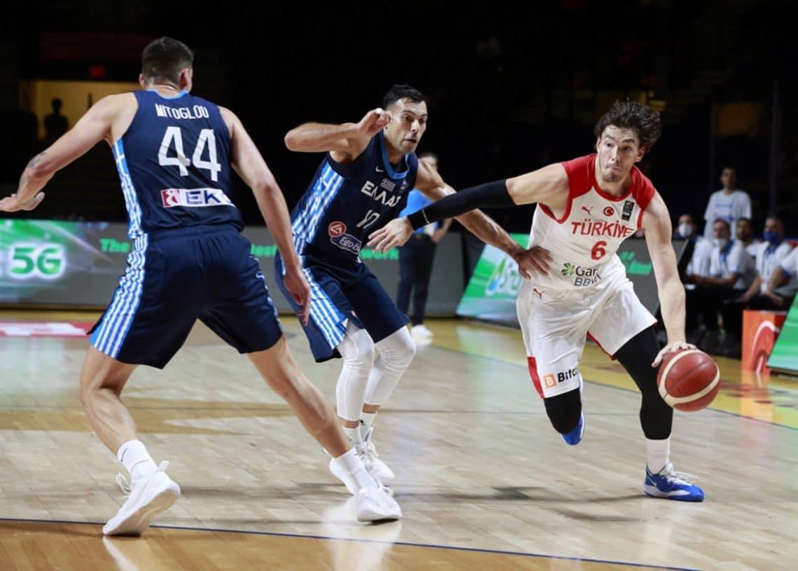 Τουρκία – Ελλάδα 63 – 81: Μεγαλειώδης νίκη και πρόκριση στο τελικό   panathinaikos24.gr
