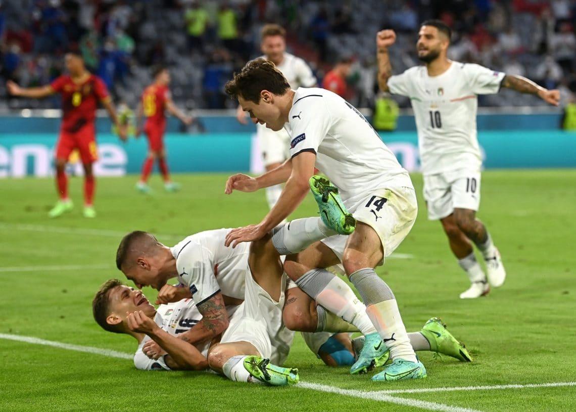 Βέλγιο – Ιταλία 1-2: Ασταμάτητη, πέρασε στα ημιτελικά [vids]   panathinaikos24.gr