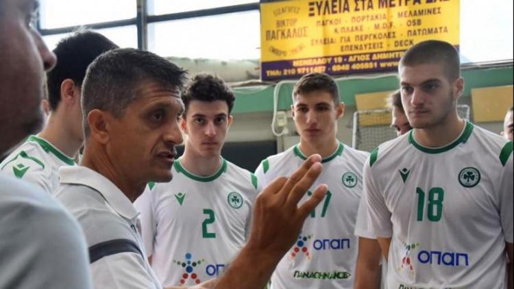 Παναθηναϊκός: Τρία «τριφύλλια» στην Εθνική Παίδων | panathinaikos24.gr