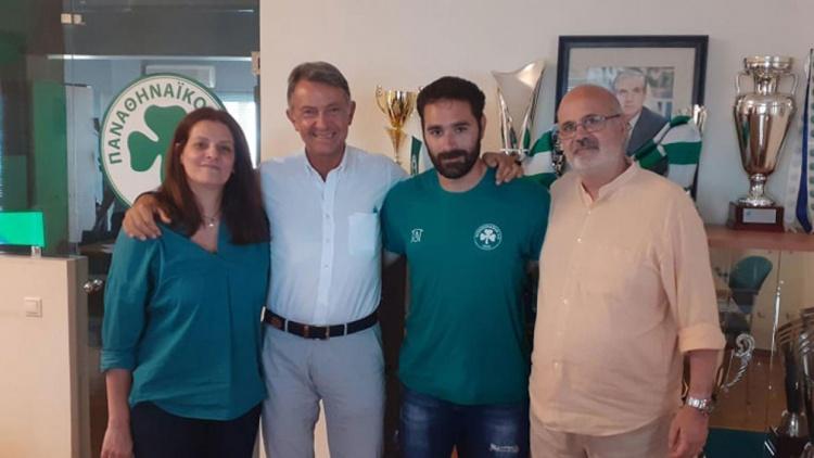 Παναθηναϊκός: Έτοιμος για τους Ολυμπιακούς Αγώνες ο Ιακωβίδης | panathinaikos24.gr