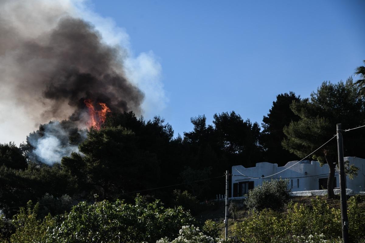 Πυρκαγιές σε Βαρνάβα και Ελευσίνα – Συναγερμός στη πυροσβεστική | panathinaikos24.gr