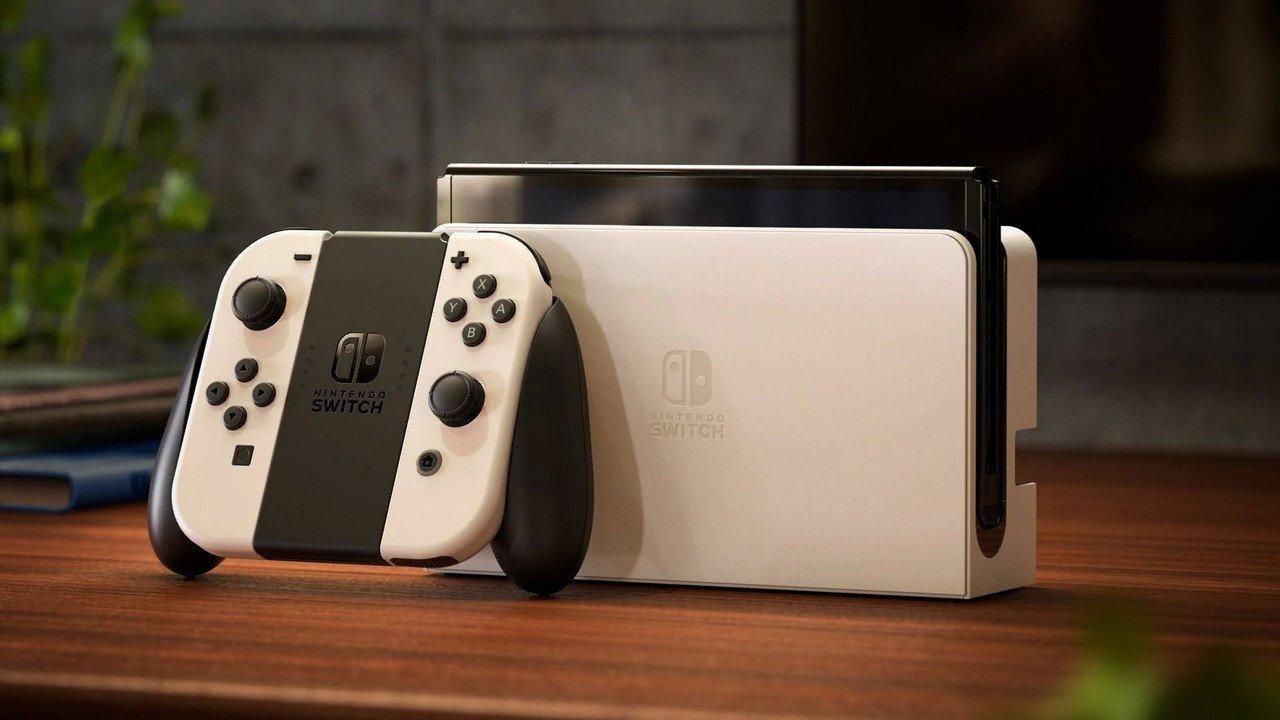Ανακοινώθηκε το Nintendo Switch OLED Model (trailer)   panathinaikos24.gr