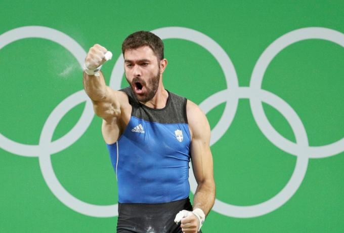 Παναθηναϊκός: Στους Ολυμπιακούς αγώνες ο Ιακωβίδης | panathinaikos24.gr