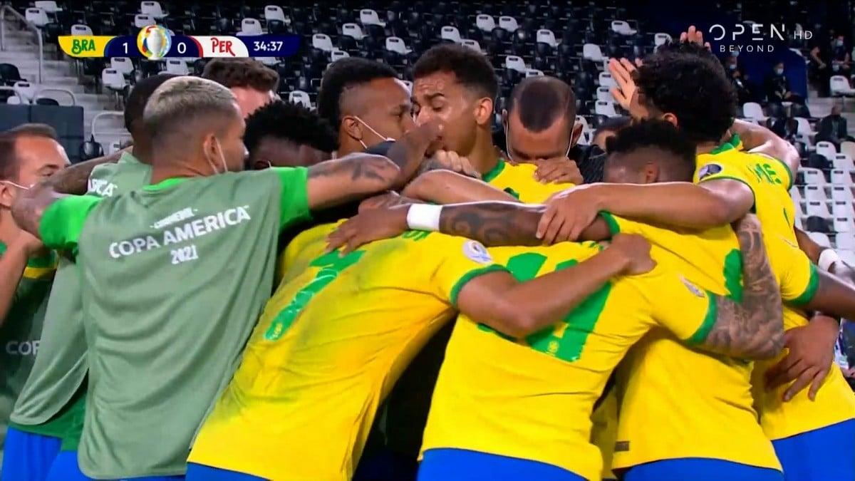 Βραζιλία – Περού 1-0: «Έκλεισε» θέση στον τελικό η «Σελεσάο» | panathinaikos24.gr