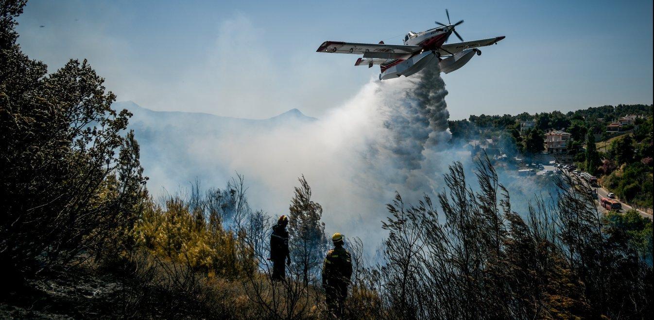 Φωτιές σε Ρόδο, Αγρίνιο και Σουφλί: Χωρίς ρεύμα μεγάλο μέρος του νησιού – Εκκένωση οικισμών   panathinaikos24.gr
