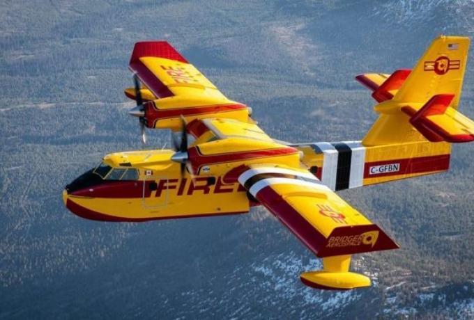 Θα έσωζαν την Εύβοια: Πόσο κοστίζουν τα παγκόσμιας κλάσης, Canadair CL-515, που επιχειρούν και το βράδυ | panathinaikos24.gr
