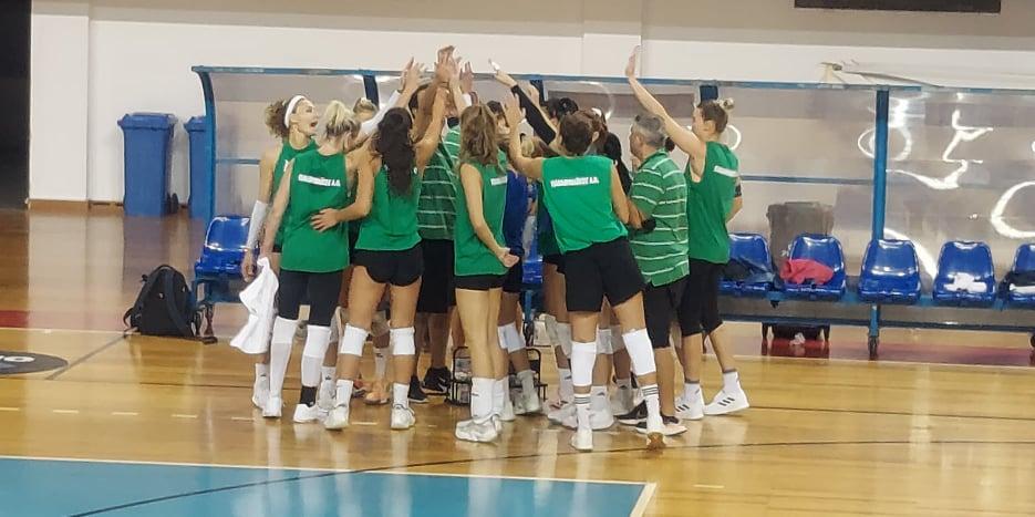Παναθηναϊκός: Στον τελικό του τουρνουά «Λεωνίδεια 2021» το «τριφύλλι»   panathinaikos24.gr