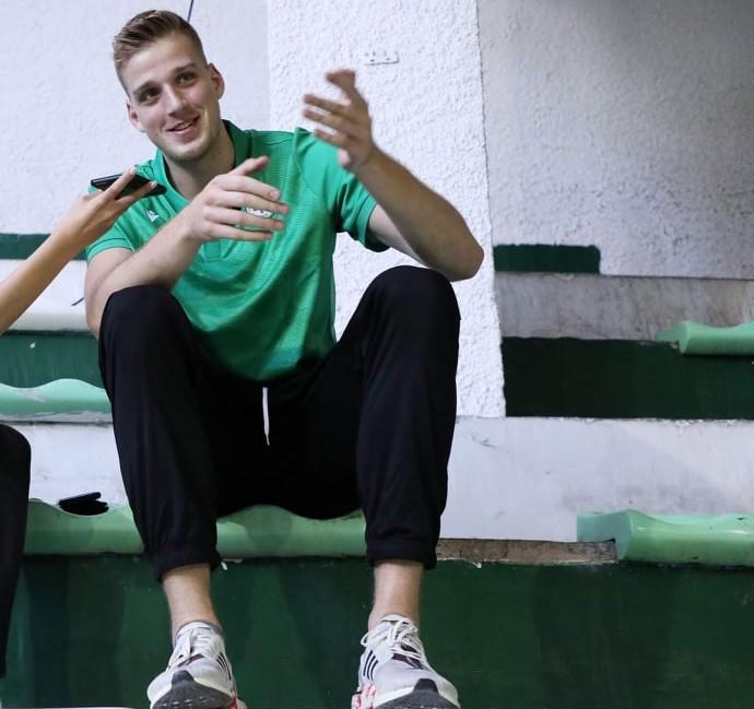 Στάλεκαρ: «Έχουμε καλή χημεία – Να βοηθήσω αγωνιστικά για να πάρουμε τίτλους»   panathinaikos24.gr