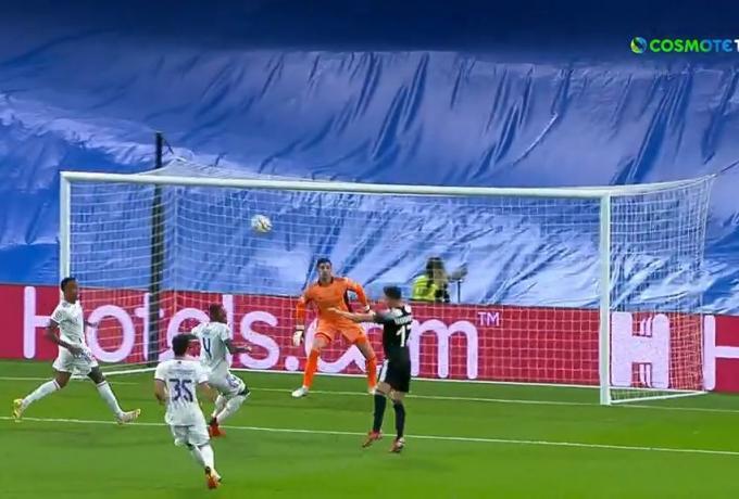 Ρεάλ Μαδρίτης-Σέριφ: Ο Ζακσίμπαεφ με κεφαλιά βάζει… φωτιά για το 0-1 (vid) | panathinaikos24.gr