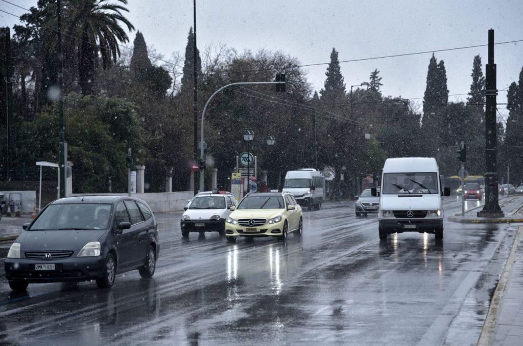 Έρχεται η κακοκαιρία «Μπάλλος» | panathinaikos24.gr