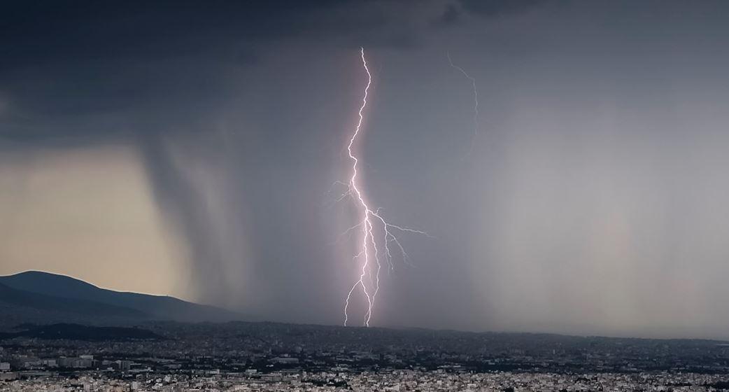 Νέο μήνυμα από το 112 για ακραία καιρικά φαινόμενα! (pic) | panathinaikos24.gr