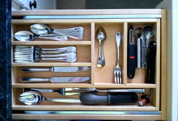 Fork Drawer, 1