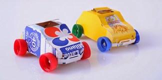 Bisnis Mainan Unik Rumahan Dari Barang Bekas