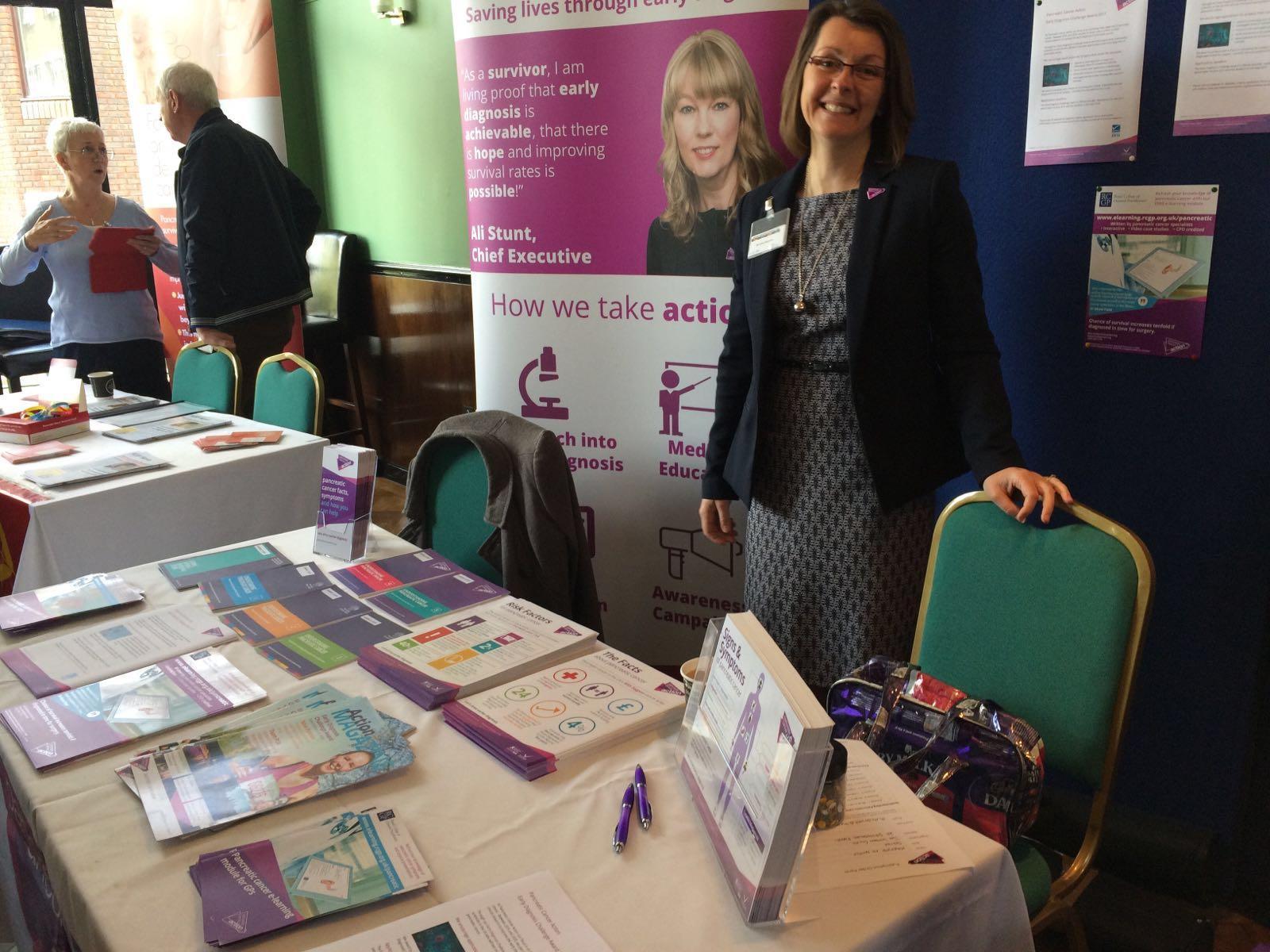 Pancreatic Cancer Action At The London Pancreas Workshop