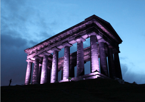 PENSHAW MONUMENT Pancreatic Cancer Action