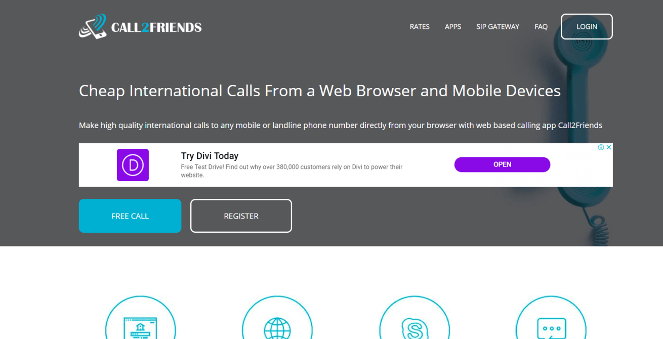 call2Friends- free Voip Calls