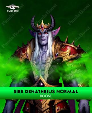 Denathrius Normal Boost Kill