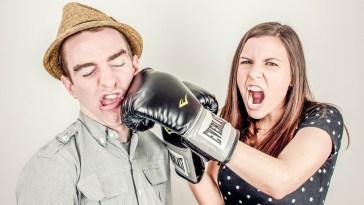 Las peleas amorosas producen sobrepeso