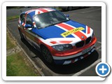 UK Cars British Flag Car Wrap