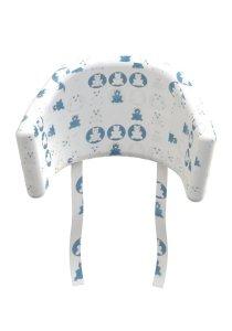 Flexa Kissen für Hochstuhl, Blau