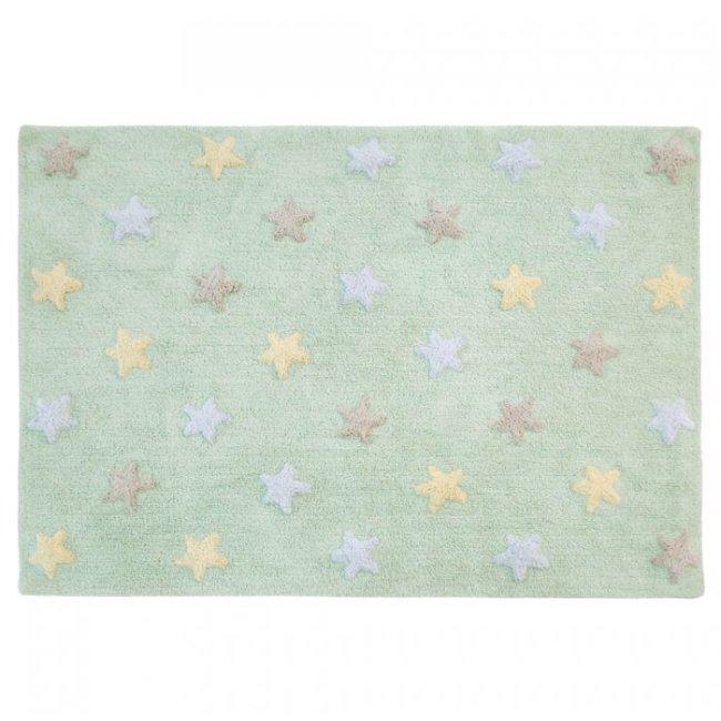 Lorena Canals Kinderteppich soft mint