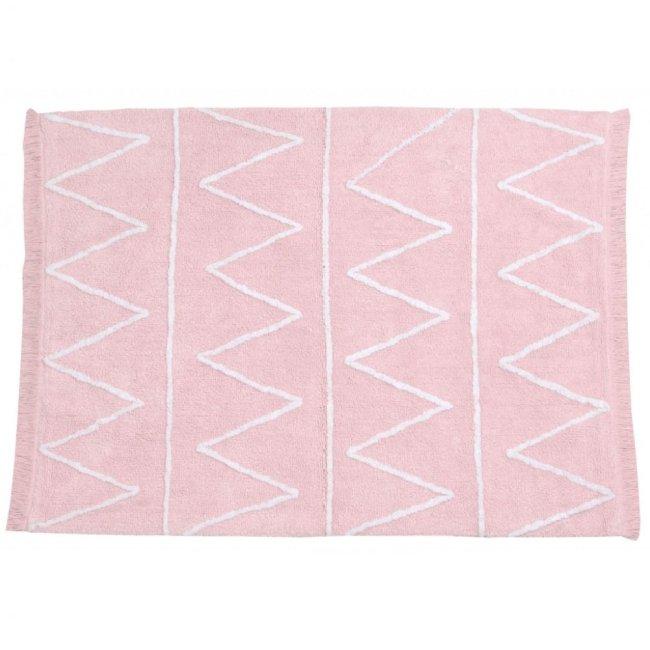 Lorena Canals Hippy Kinderteppich Pink