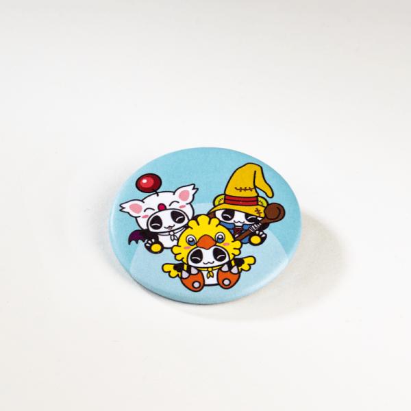 Badge Pandakiwi Pandafantasy