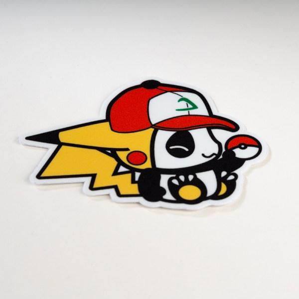 Stickers Pandakiwi Pandachu