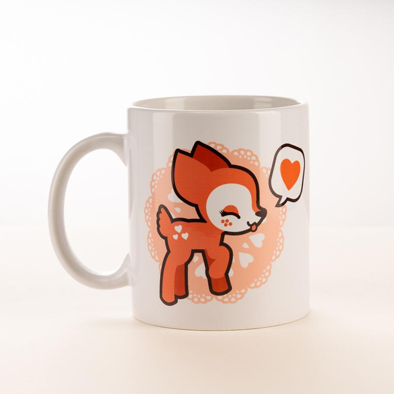 Mug Pandakiwi Biche Pretty Suzie