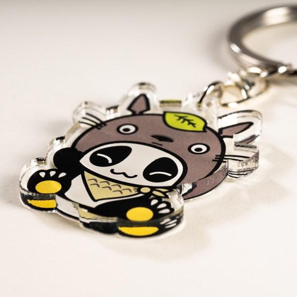 Porte-clés Pandakiwi Mon voisin Panda