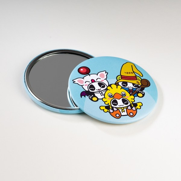 Miroir de poche Pandakiwi Pandafantasy