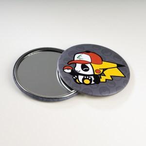 Miroir de poche Pandakiwi Pandachu