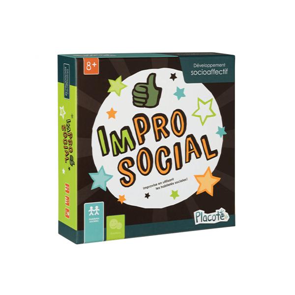 Panda Manicouagan - Impro social