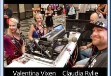 Claudia Rylie - Valentina Vixen