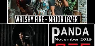 Walshey Fire from Major Lazer