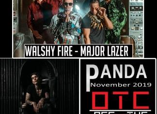 Walshey Fire from Major Lazer