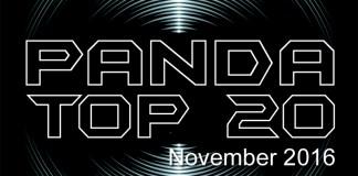 Panda Top 20 November