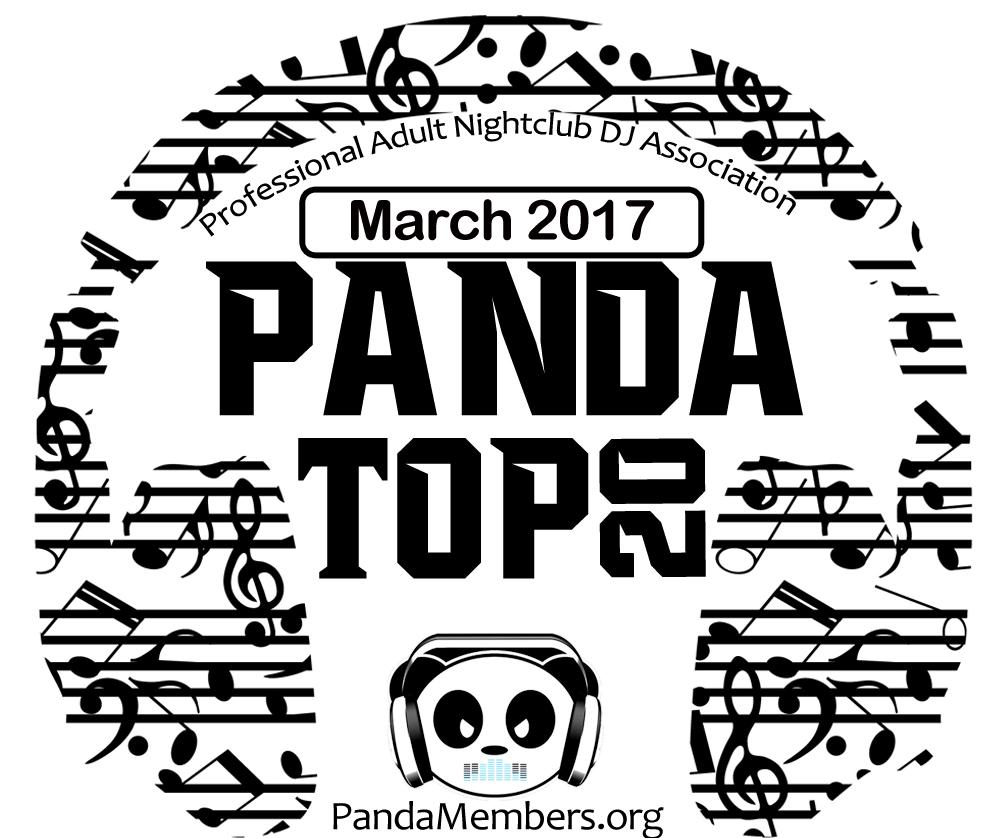 panda panda top 20 march 2017 chart show