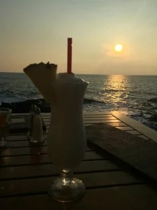 Birthday Piña colada