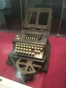 SG-41 cypher machine