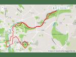 Cambridge 10k Race for Life 2016