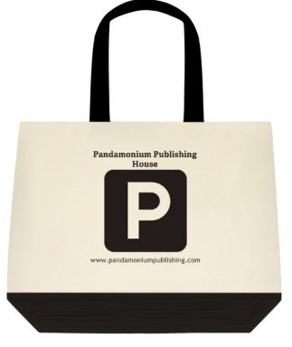The perfect bag to tote your laptop and other writing essentials around in!