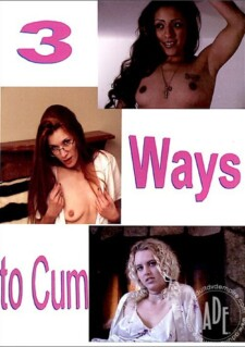 3 Ways to Cum