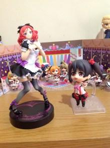 No, Nico! Maki's mine!