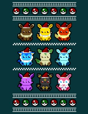 An Eeveelutionary Christmas