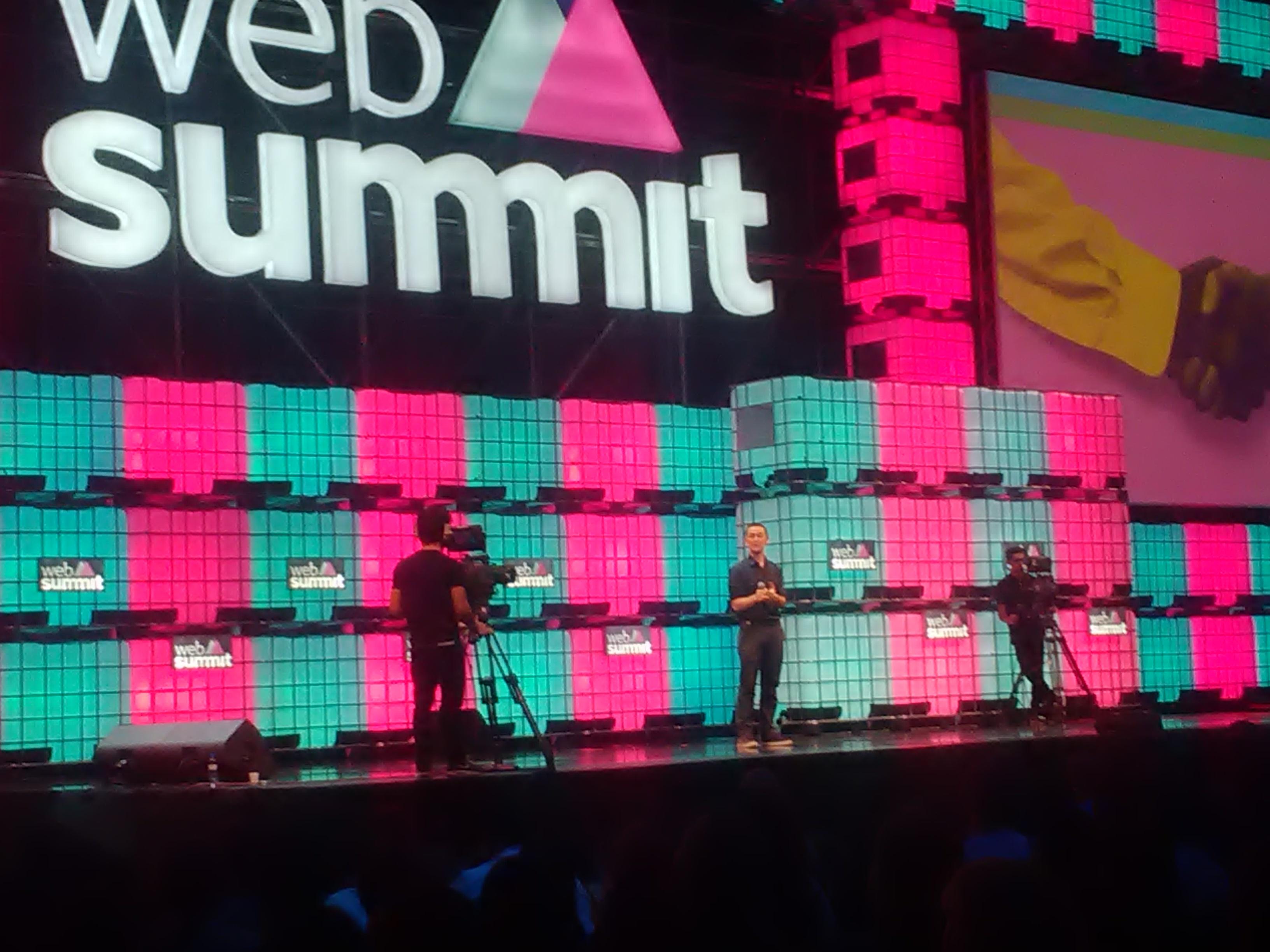 Web Summit 2016 | Resumo Dia #4