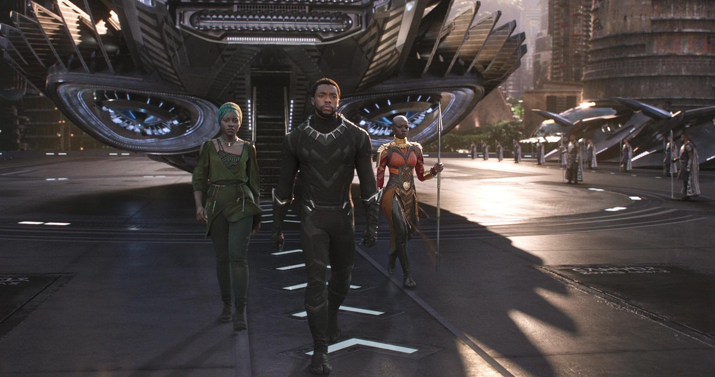Crítica   Black Panther (2018)