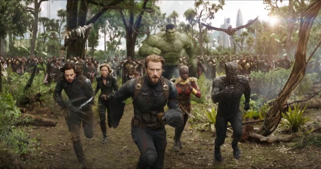 Infinity War - Still #1