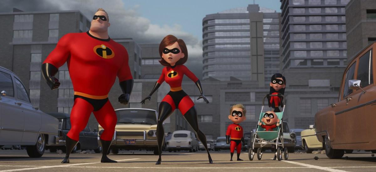 Crítica | The Incredibles 2: Os Super-Heróis (2018)