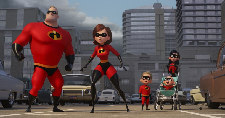 Crítica | The Incredibles 2: Os Super-Heróis (2018)